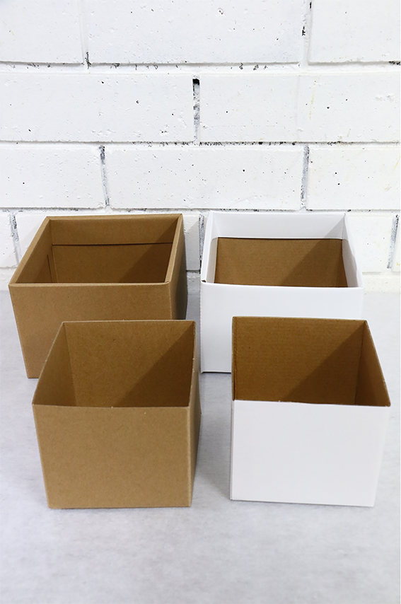 Box Arrangement