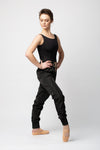 Bosaddo by Jurgita Dronina collection | Heat-retaining black pants