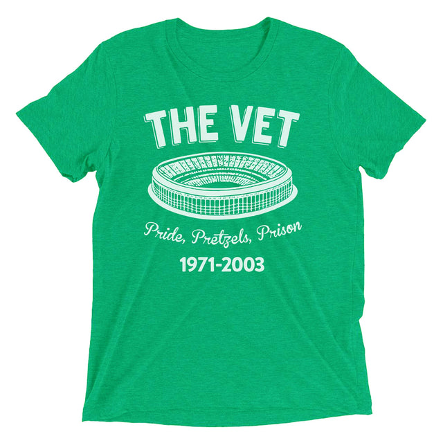 The Vet Veterans Stadium Philadelphia Shirt