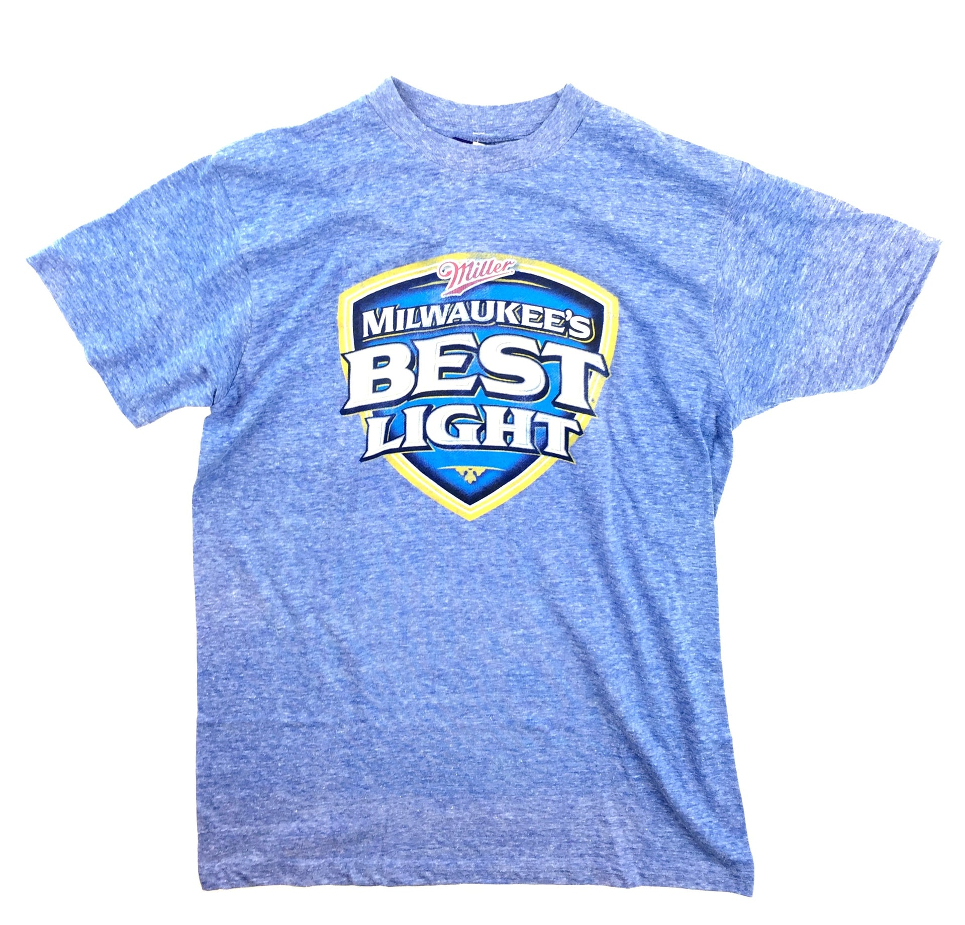 Milwaukees Best Blue Lightweight Tee