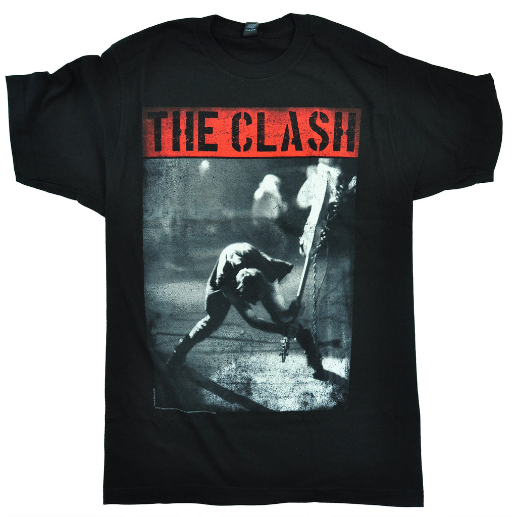 The Clash Smashing