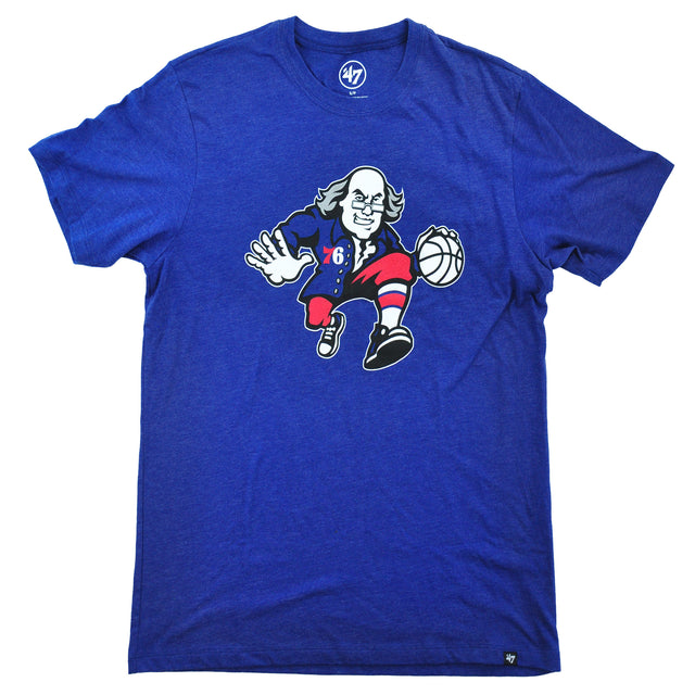 76ers Ben Franklin Club Tee