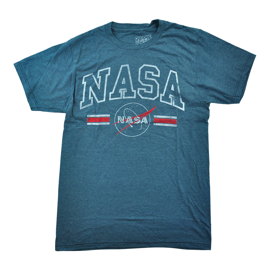 NASA Collegiate Letters and Logo