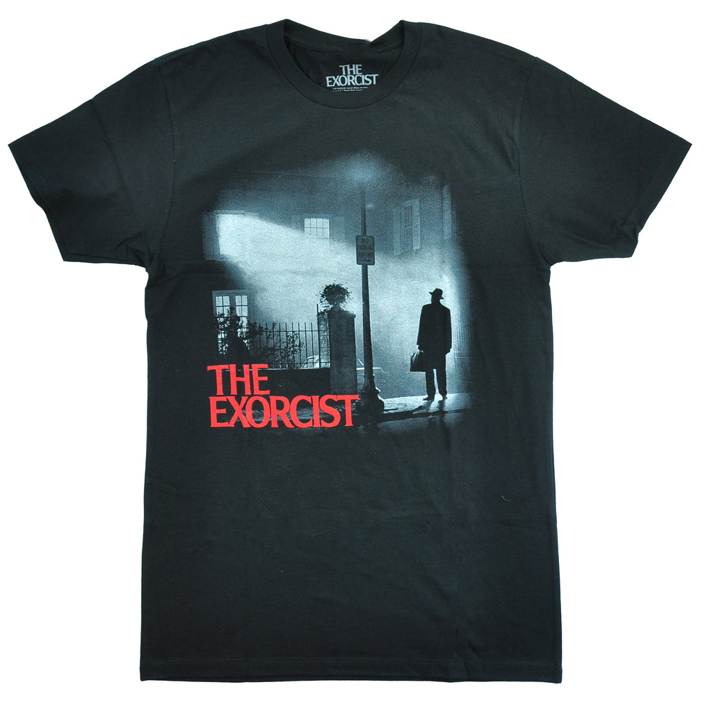 The Exorcist - Night Watch Movie Poster Shirt