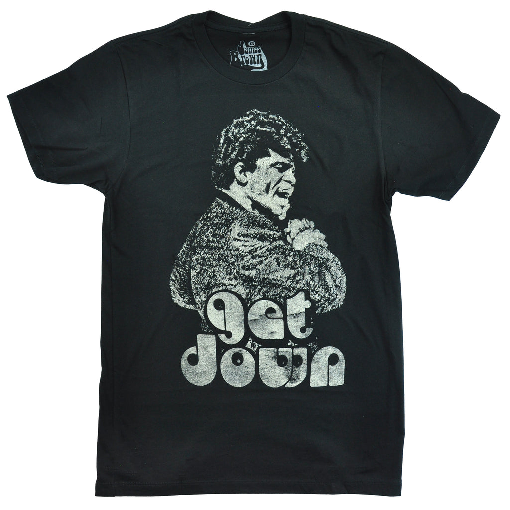 James Brown - Get Down Shirt