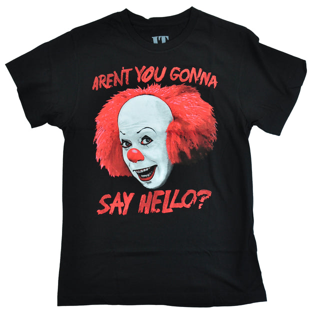 IT- Pennywise Say Hello Shirt