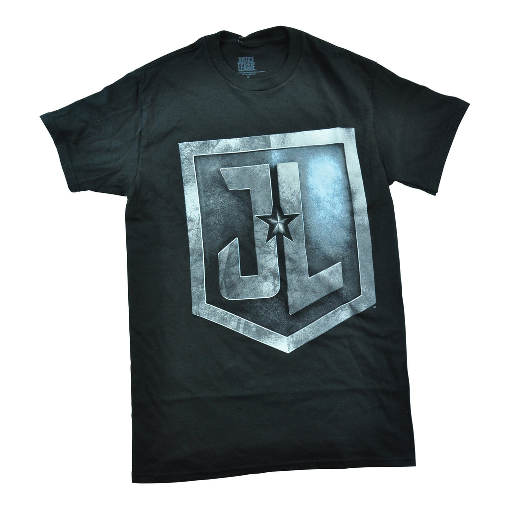 Justice League Movie Alt Logo Shirt