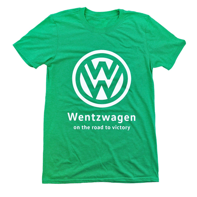 Wentz Wagon Wentzwagen Road To Victory Shirt
