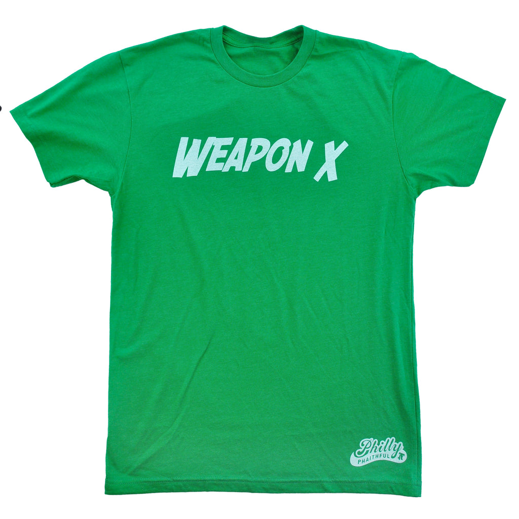 Weapon X Brian Dawkins Philadelphia Eagles Shirt