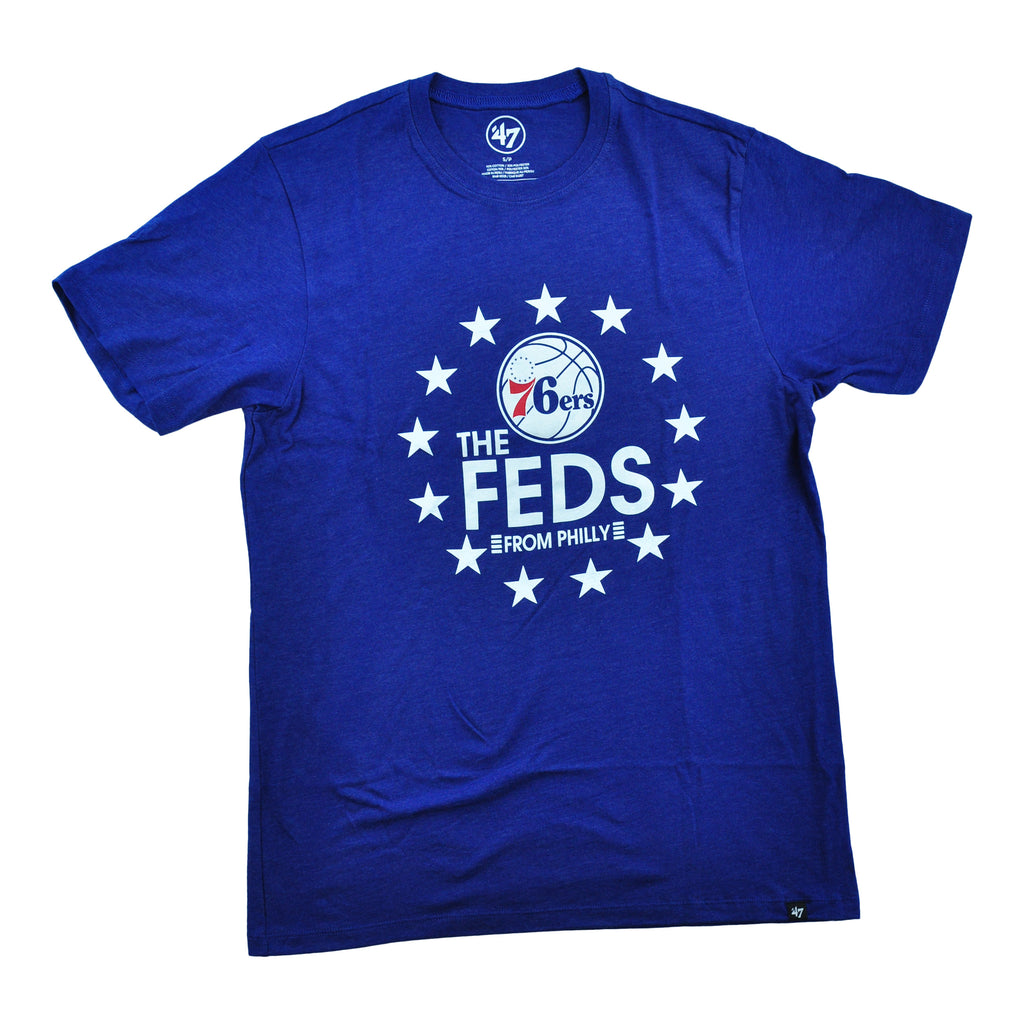 76ers Regional Feds From Philly Mens Tee