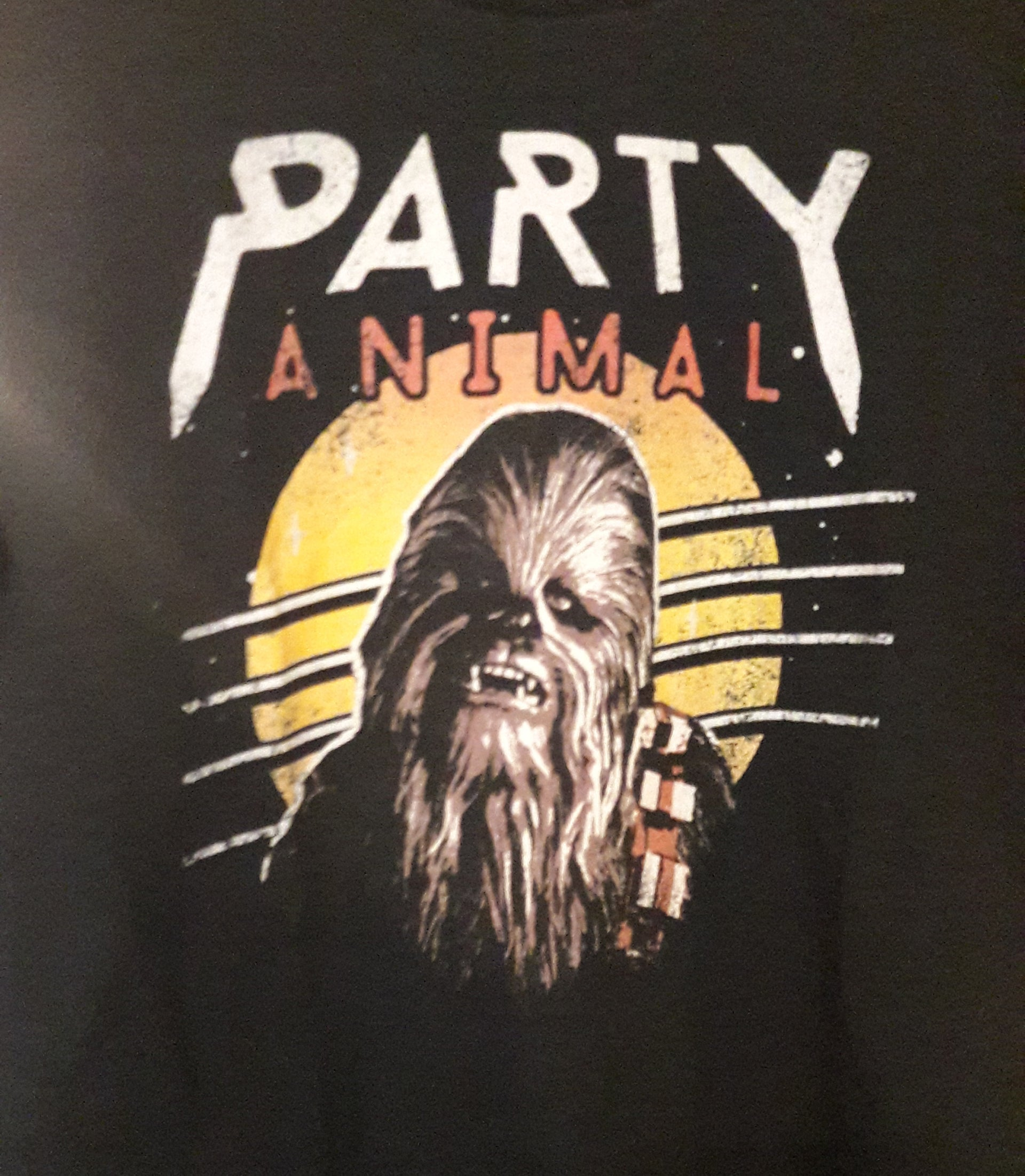 Star Wars Party Animal