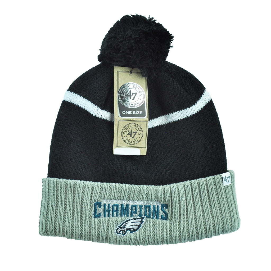 NFL Superbowl Champions Fairfax Cuff Knit