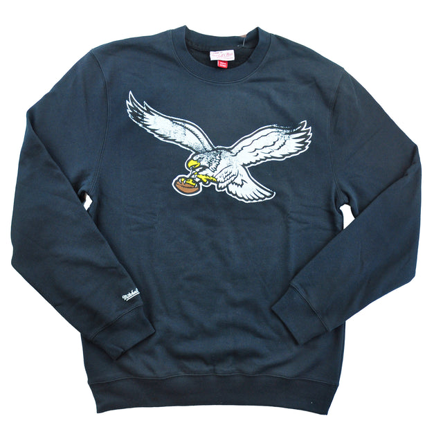 Philadelphia Eagles Bird Crew Blk