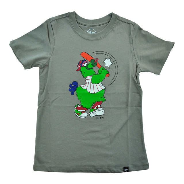 Kids Phillies Phanatic Imprint Super Rival tee