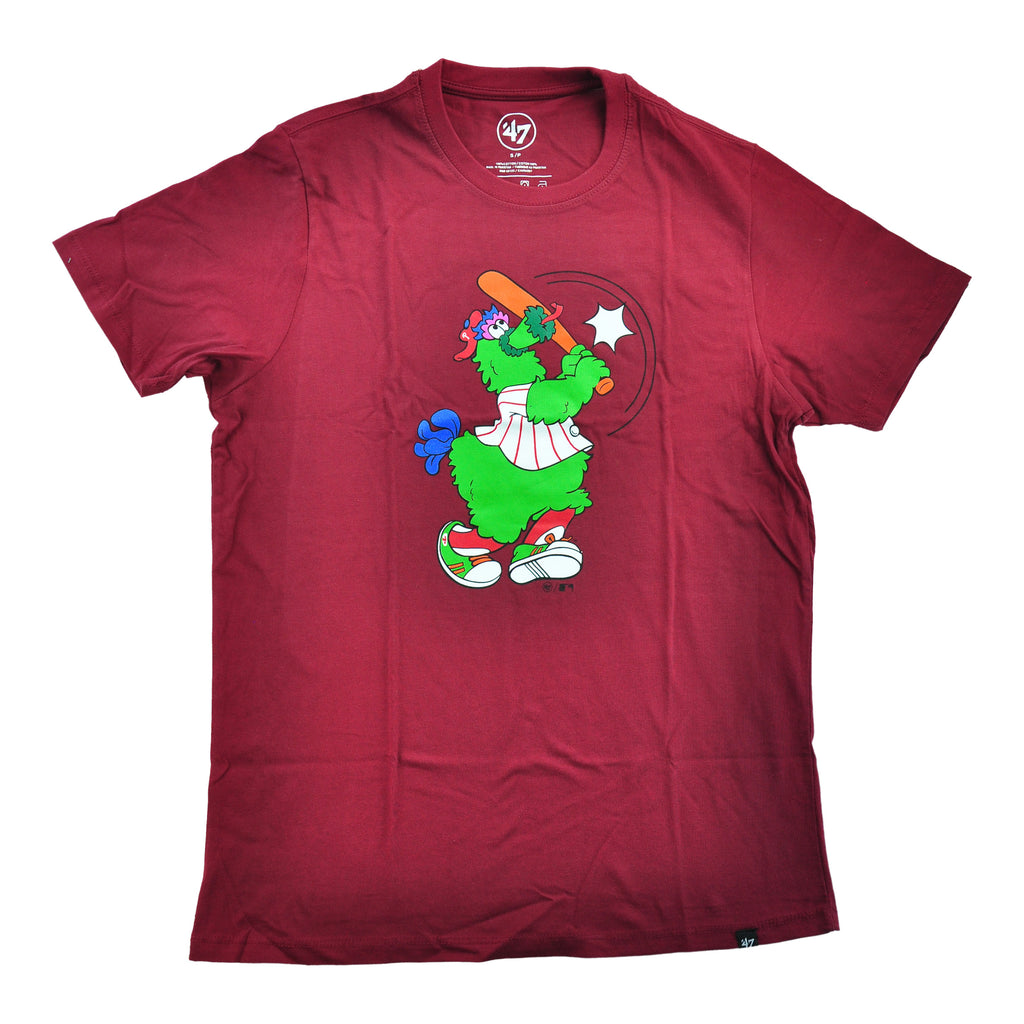 Phillies Phanatic Cardinal Imprint Super Rival Tee