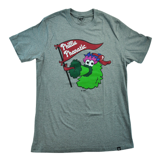 Phillies Phanatic Imprint Super Rival Gray