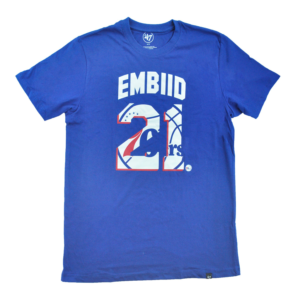 Embiid 76ers Super Rival Tee