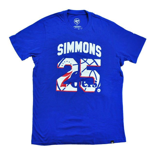 Simmons 76ers Super Rival Tee