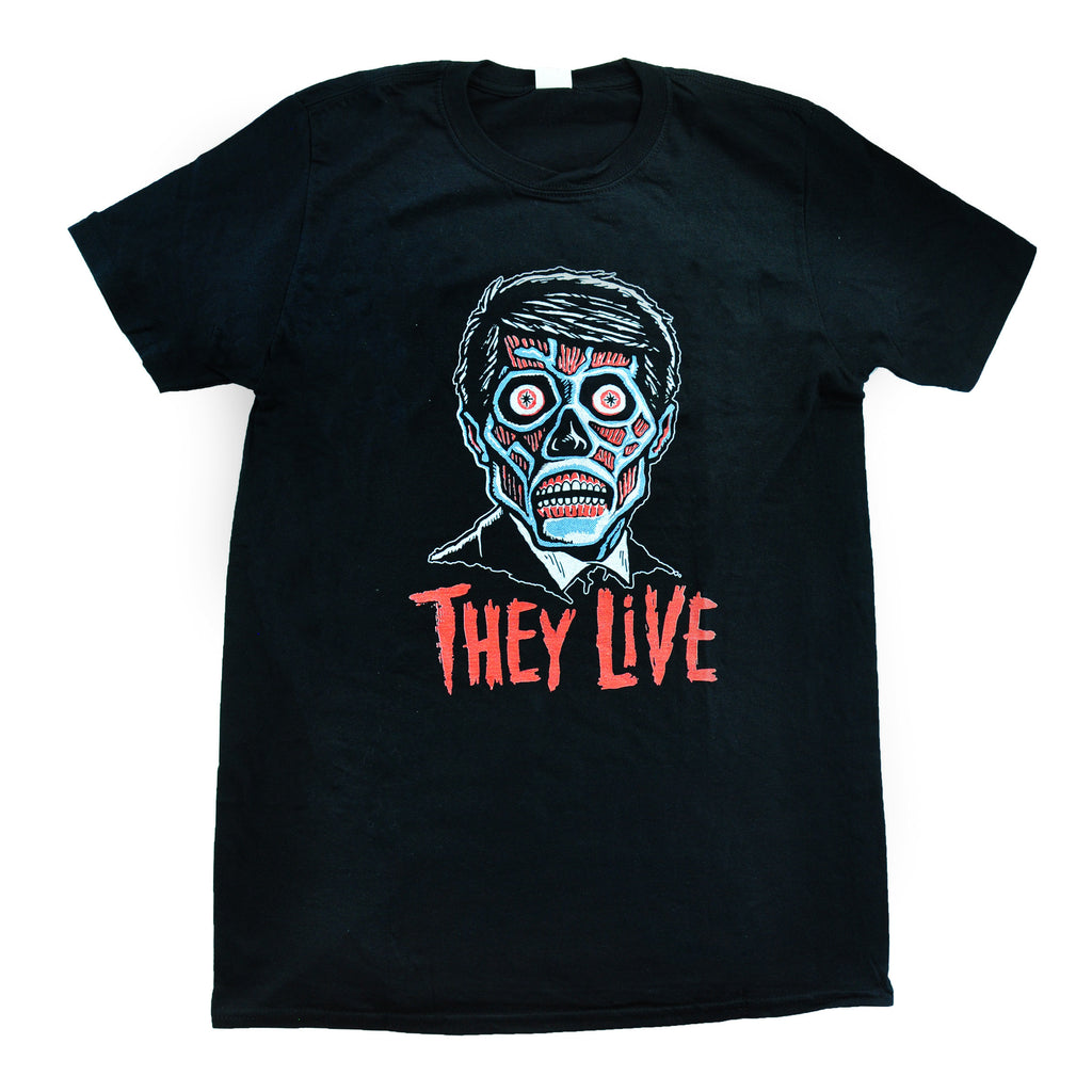 They Live Tee