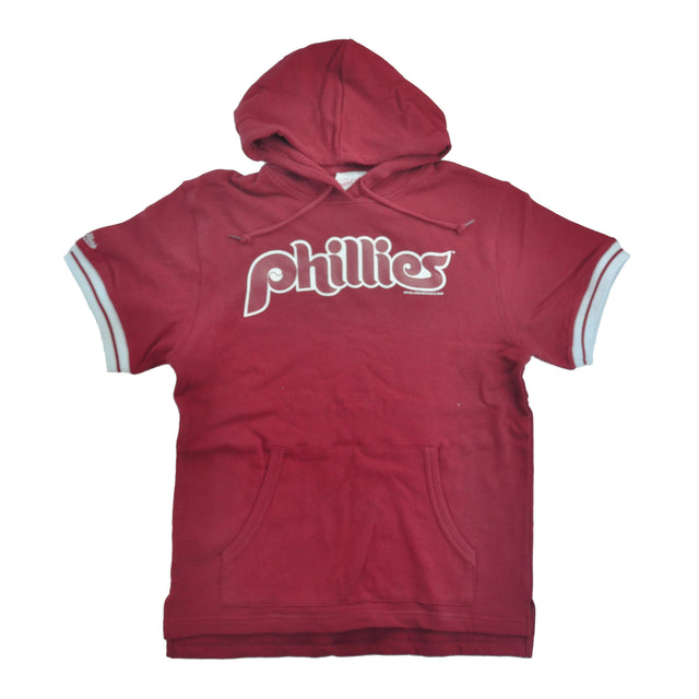 Phillies French Terry SS Hoodie