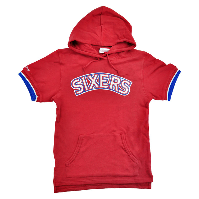 76ers French Terry SS Hoodie