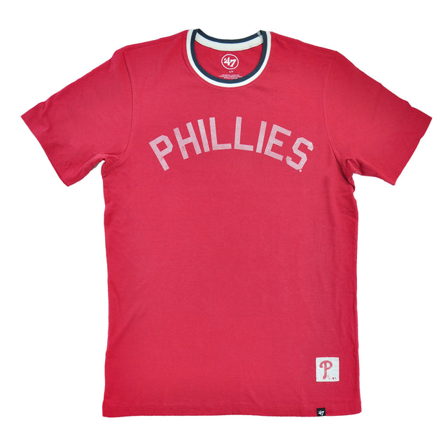 Phillies Rescue Red Durham Tee