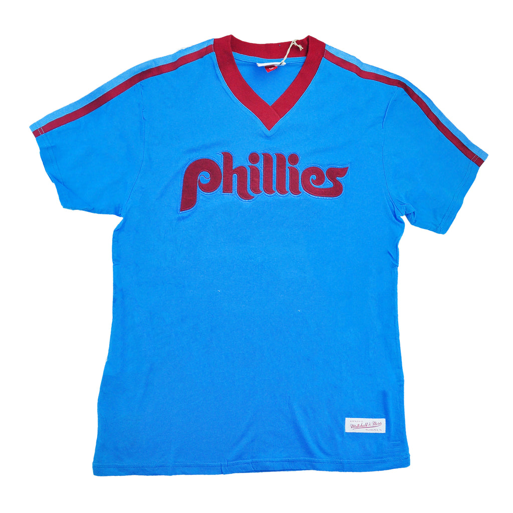 Phillies Overtime Win Vneck