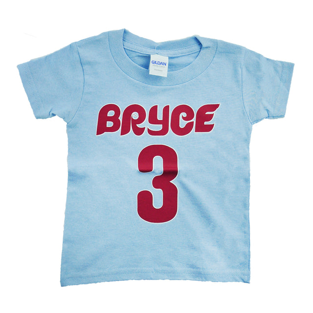 Kids Phillies Bryce 3 Tee