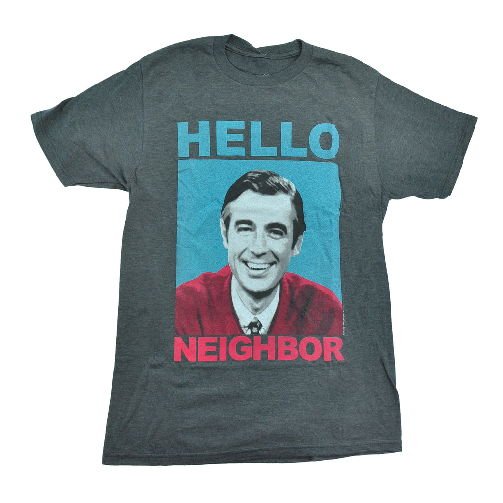 Mr Rogers Hello Neighbor Tee