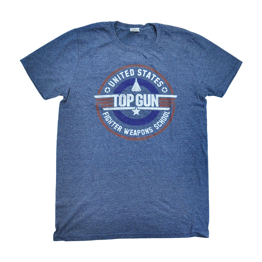 Top Gun Weapons School Tee