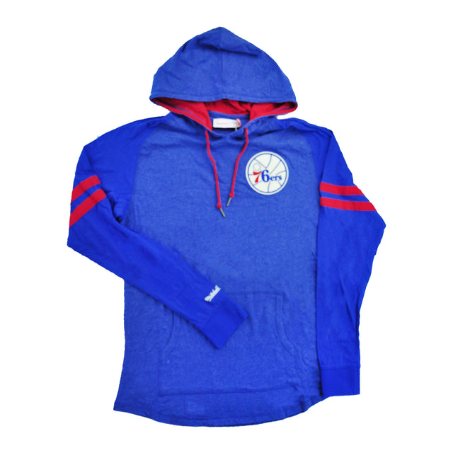 Sixers Lightweight Patch Hoodie
