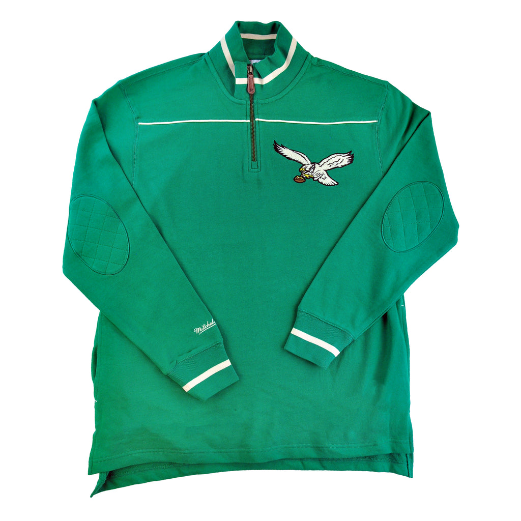 Eagles Team Issued French Terry Jacket