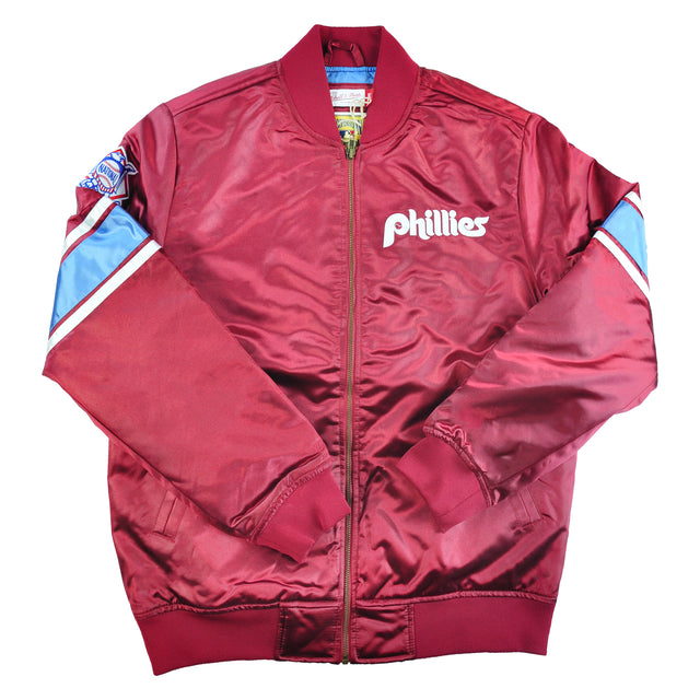 Phillies Heavy Weight Satin Jacket