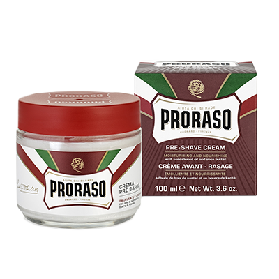 Proraso pre-shave cream - Huckle The Barber
