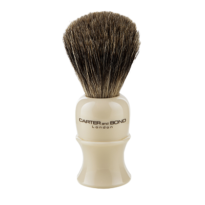 Carter and Bond Sandringham Brush - Huckle The Barber