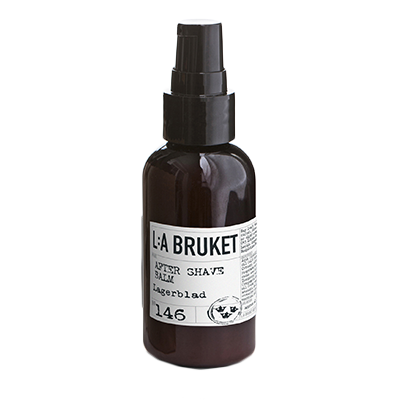 L:A Bruket -  Aftershave balm - Huckle The Barber