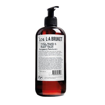 L:A Bruket -  Hand and Body Wash 450ml - Huckle The Barber
