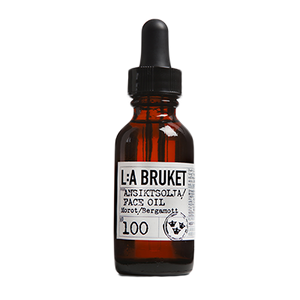 LA Bruket -  Face Oil Carrot/Bergamot - Huckle The Barber