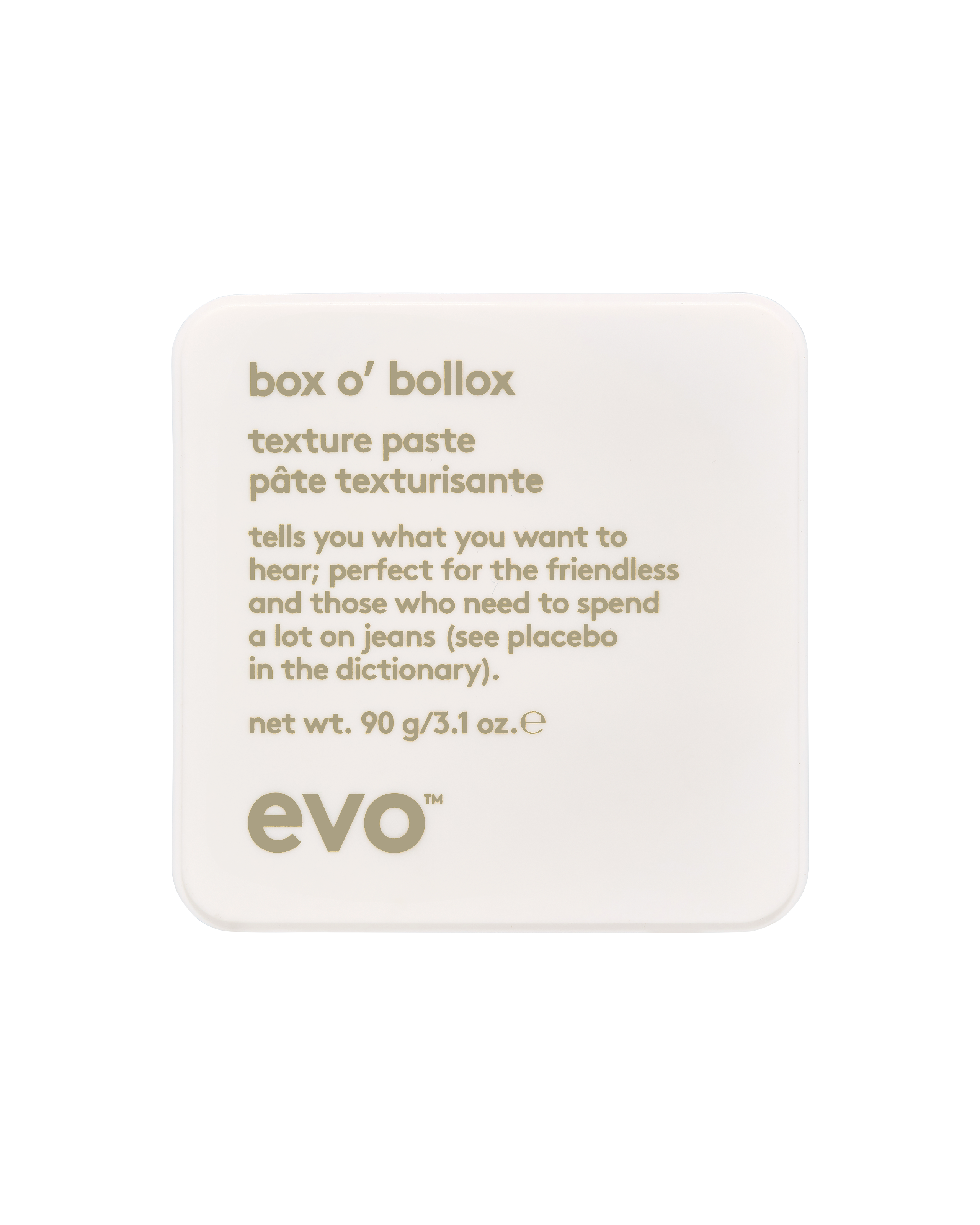 Evo - Box O'Bollox - Huckle The Barber
