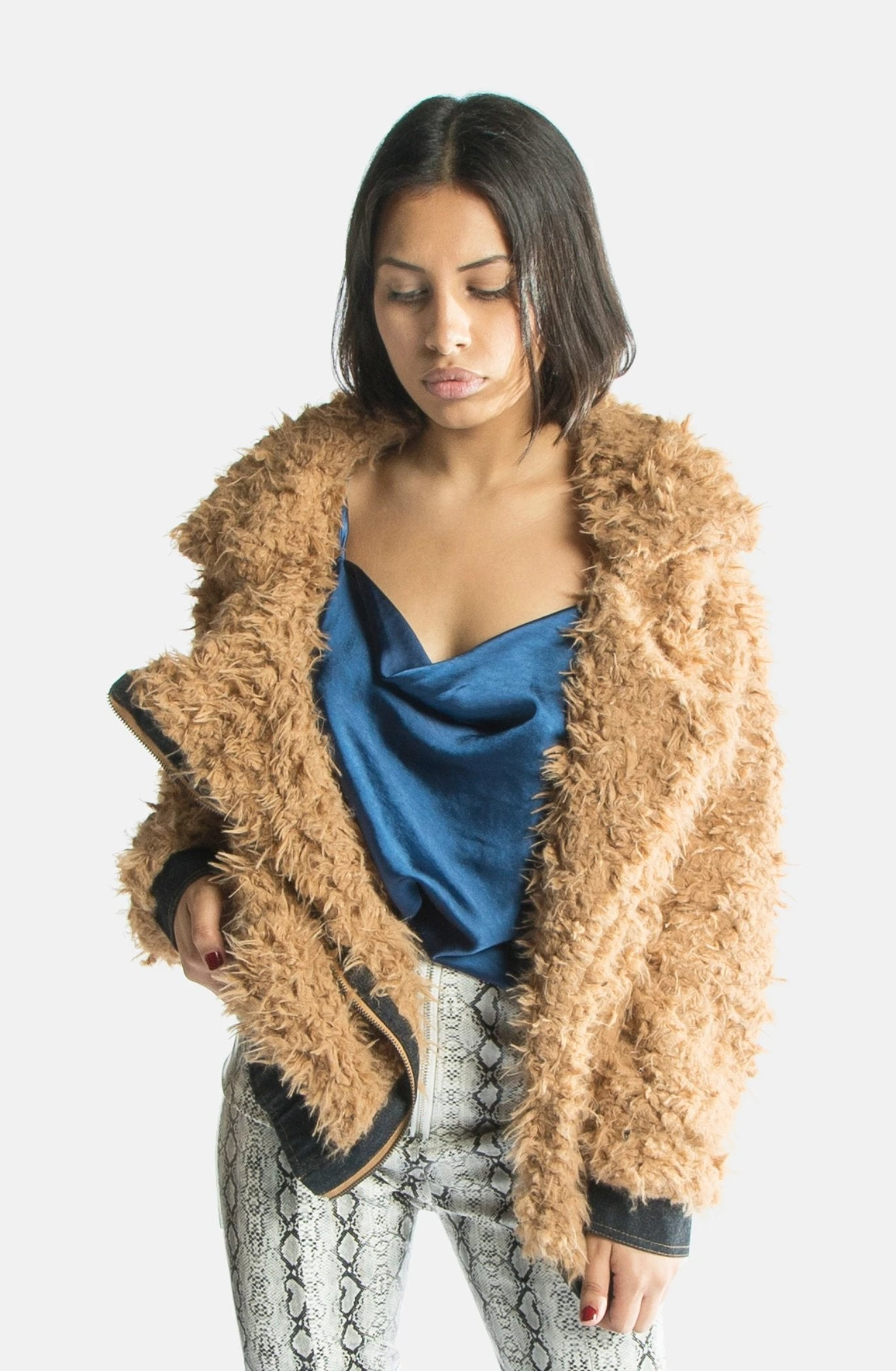 Lure Fur Coat