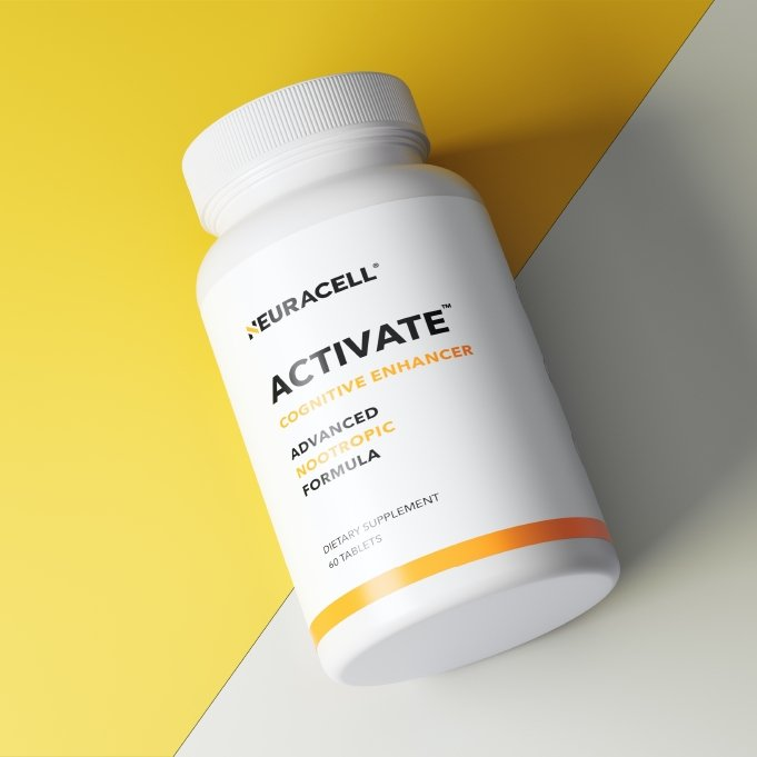 NEURACELLACTIVATE™ – COGNITIVE ENHANCER