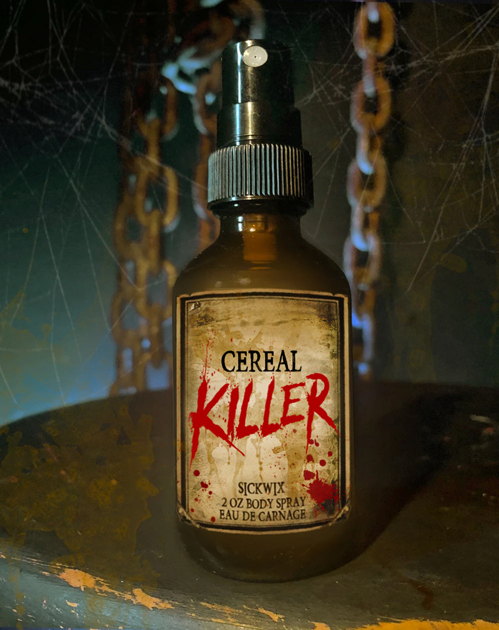 CEREAL KILLER BODY SPRAY
