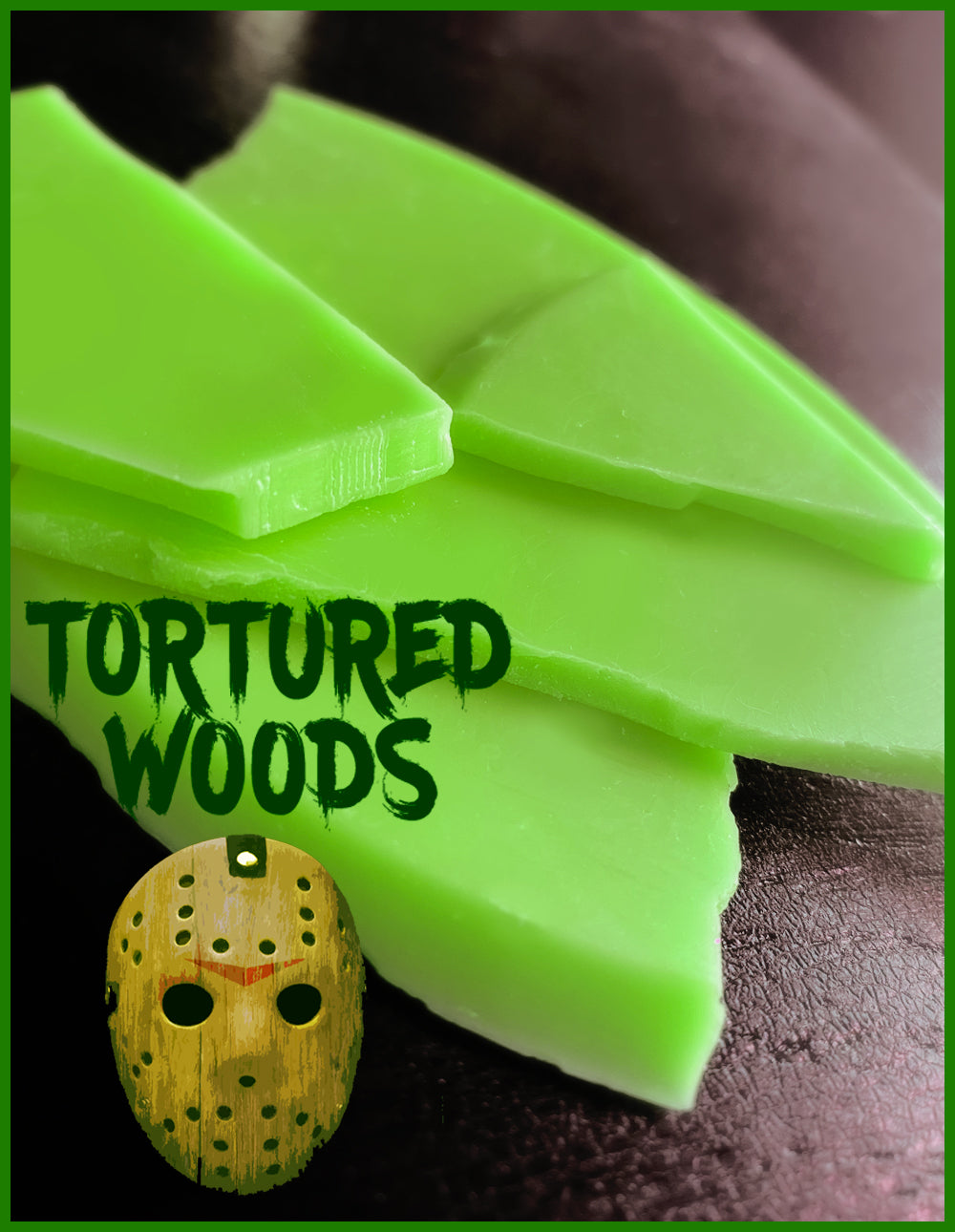 TORTURED WOODS SCENTED WAX BARK