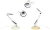 Pair of Articulating Luxo Desk Lamps