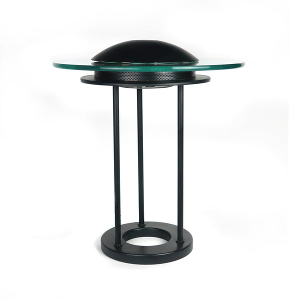 "1980s ""Saturn"" Table Lamp by Robert Sonneman for George Kovacs"