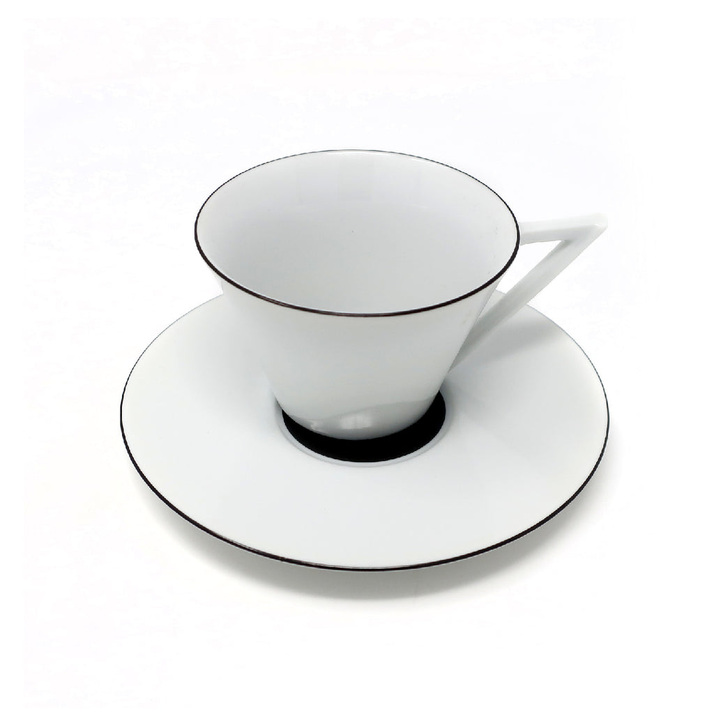 Andree Putman for Sasaki Cups & Saucers