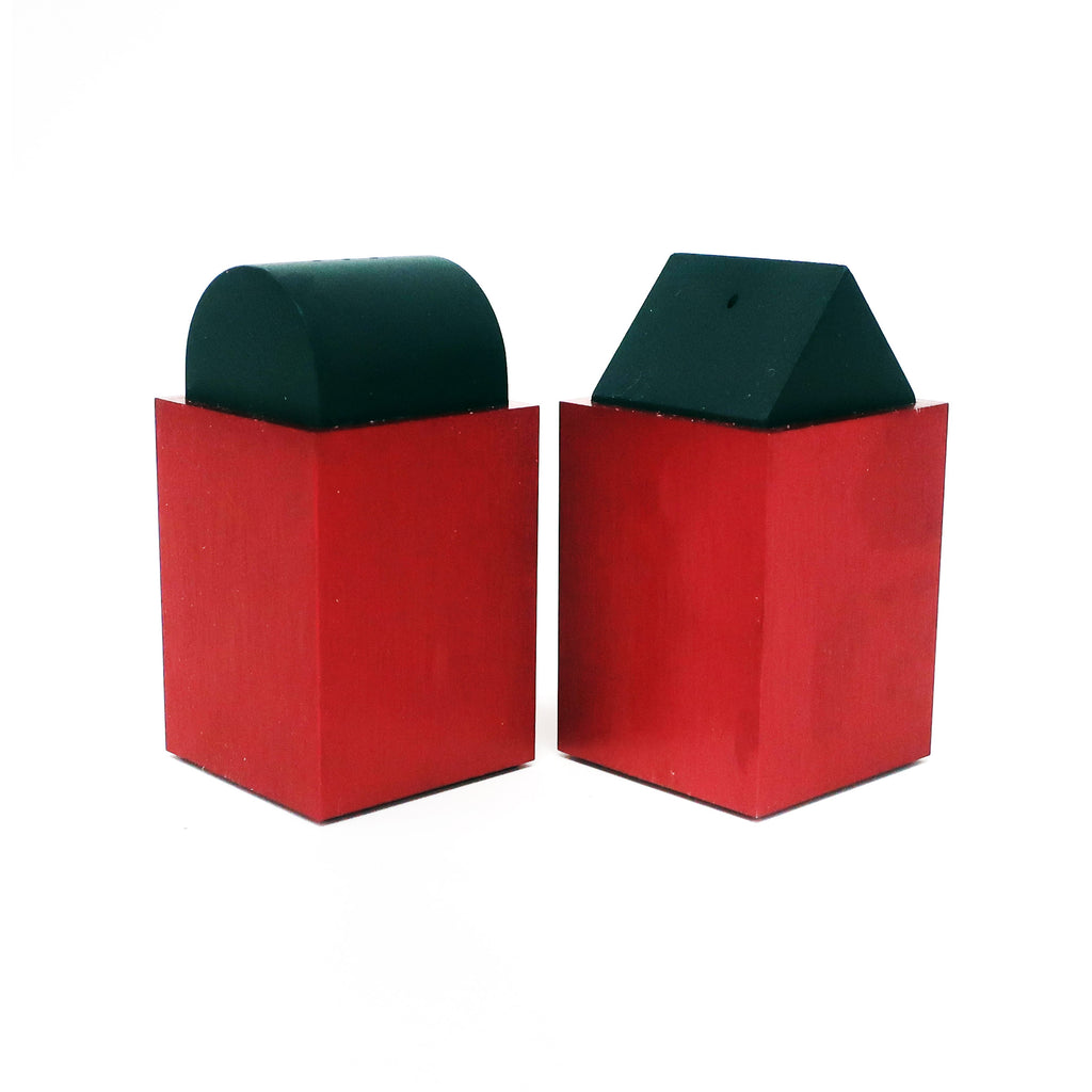 Post Modern Red Salt & Pepper by David Tisdale for Elika