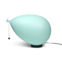 Vintage Large Balloon Lamp by Yves Christin for Bilumen