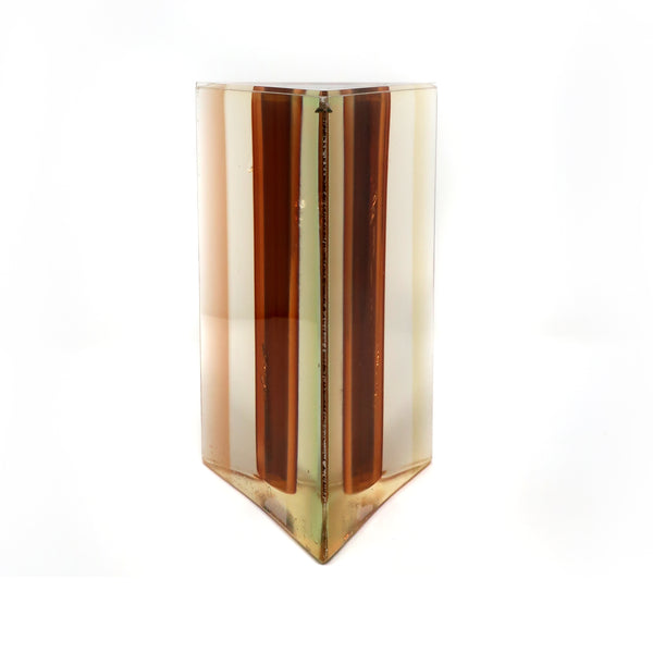 Feliciano Béjar Triangular Lucite Sculpture (1971)