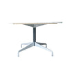 Marble Eames Aluminum Group Dining Table for Herman Miller